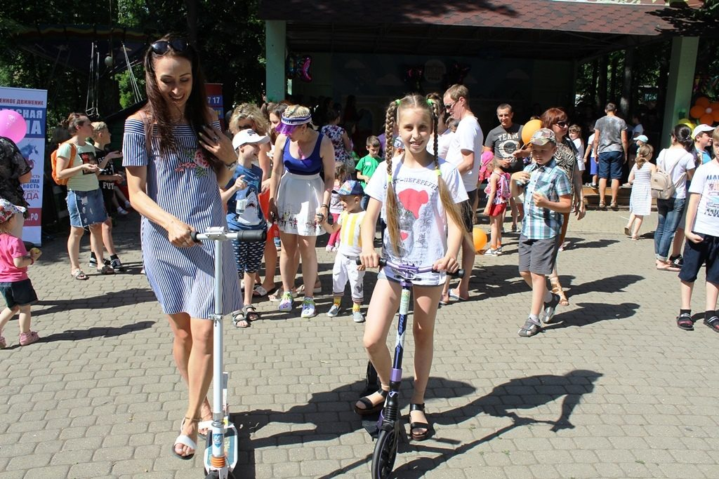 Изображение к празднику День защиты детей в Краснодаре от ЧУ ОДПО «Учебный центр ПиК» №6