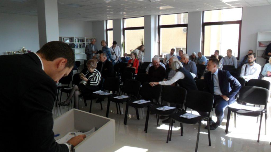 Изображение к мероприятию о содействии ЧУ ОДПО Учебный центр ПиК подведению итогов работы Федерации волейбола г.Краснодара за 2016 - 2019 года -02