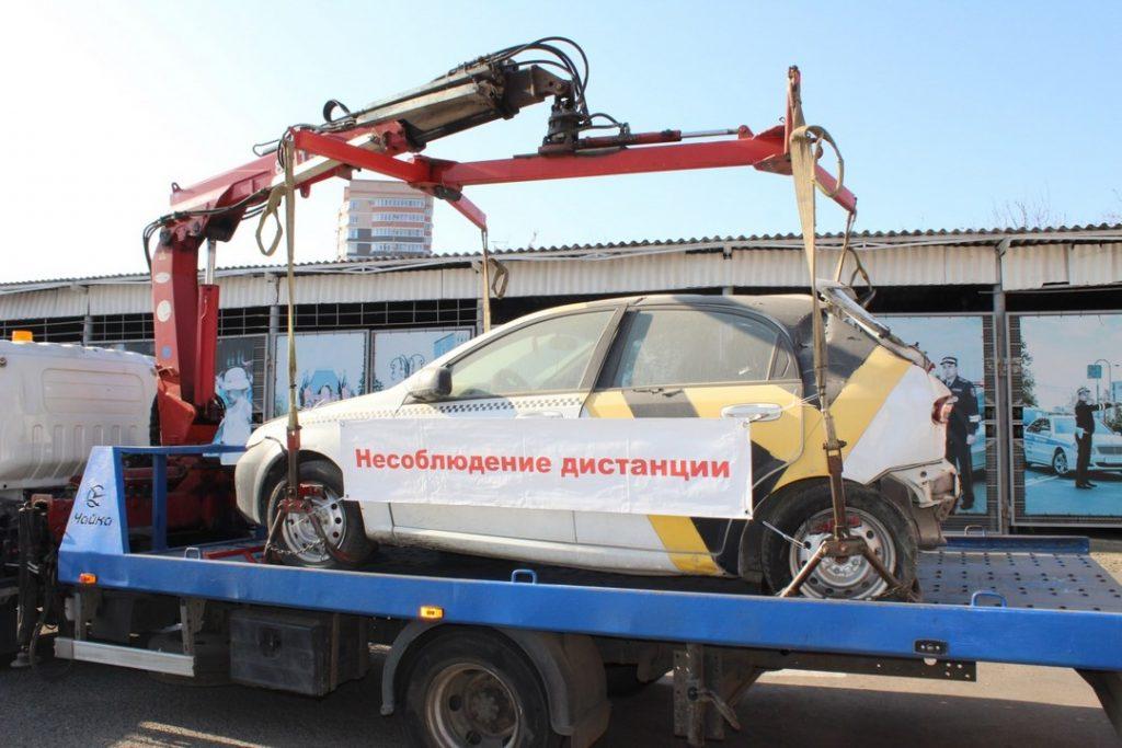 Изображение ЧУ ОДПО «Учебный центр ПиК» о почтении памяти жертв дорожно-транспортных происшествий 20.11.2019 года в Краснодаре-01