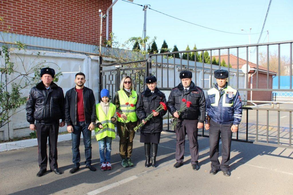 Изображение ЧУ ОДПО «Учебный центр ПиК» о почтении памяти жертв дорожно-транспортных происшествий 20.11.2019 года в Краснодаре-02