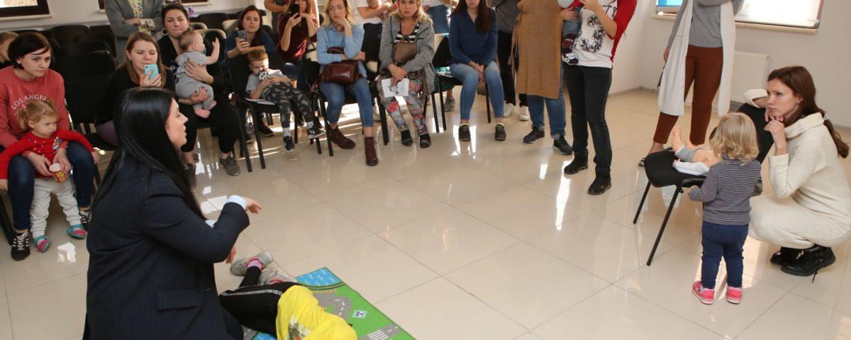 Первая медицинская помощь – нужный навык для каждой мамы