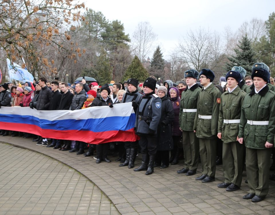 Начался цикл мероприятий к 75-ой годовщине Победы в Великой Отечественной войне