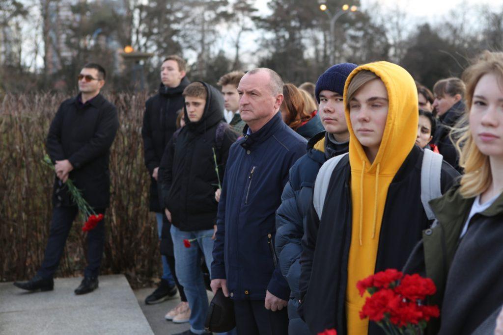 В Краснодаре проходят мероприятия в рамках месяца оборонно-массовой и военно-патриотической работы