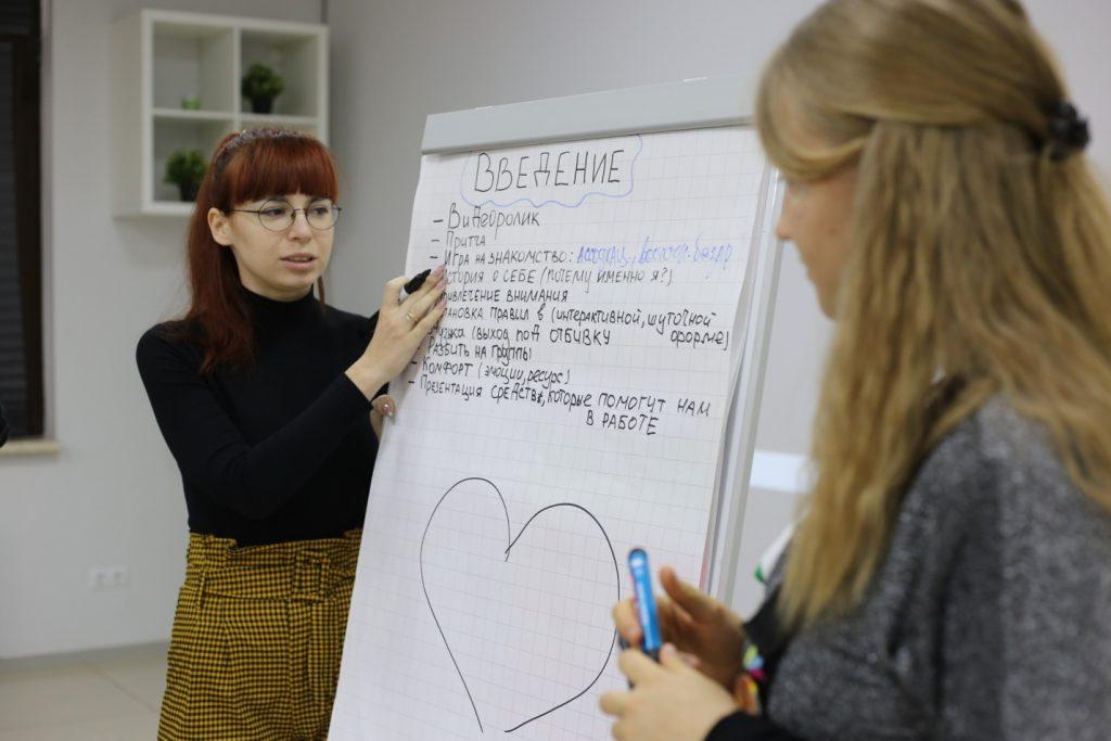 Начала работу Школа тренеров РМС в г.Краснодар