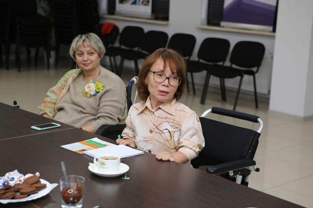 Шаг к большой дружбе: Фонд поддержки гражданского общества Кубани и Клуб людей с ОВЗ «Живинка»