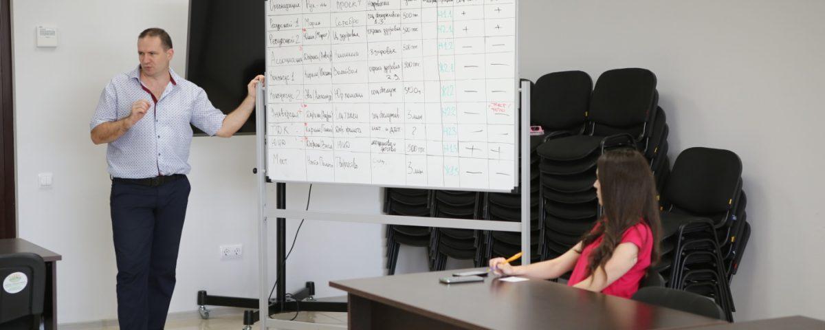 В Ресурсном центре продолжают консультировать кубанские НКО по проектам