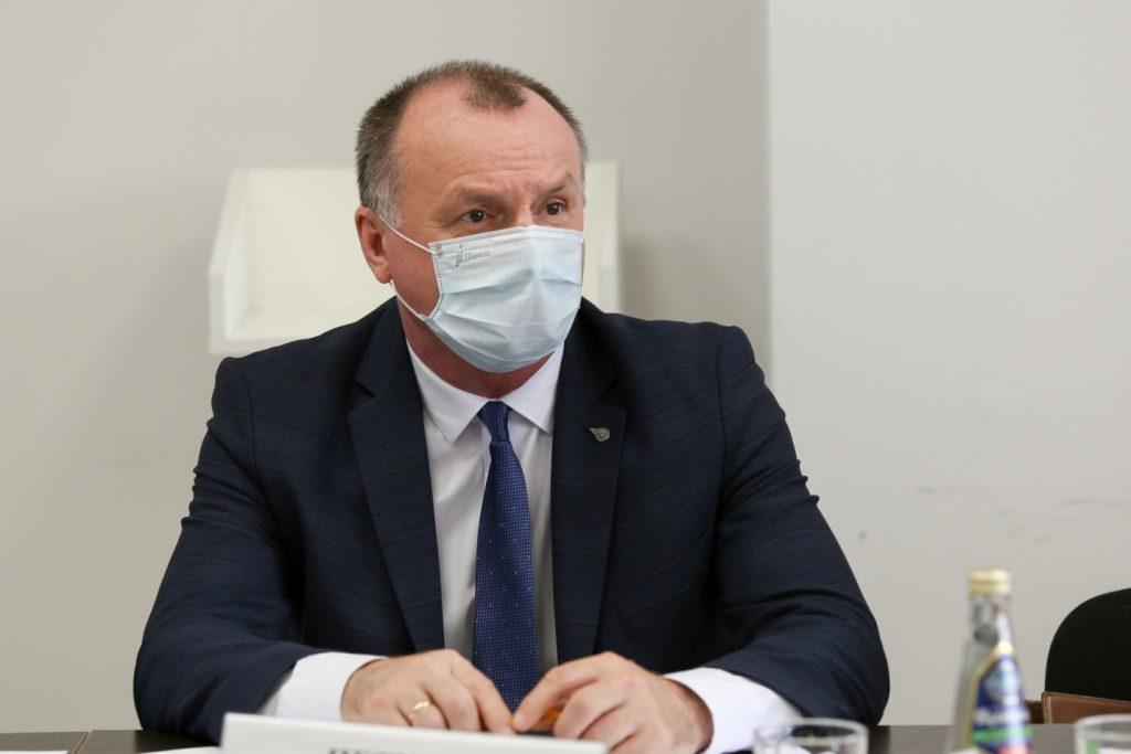 Состоялась рабочая встреча по теме задержаний автомобилей с регистрацией в Армении