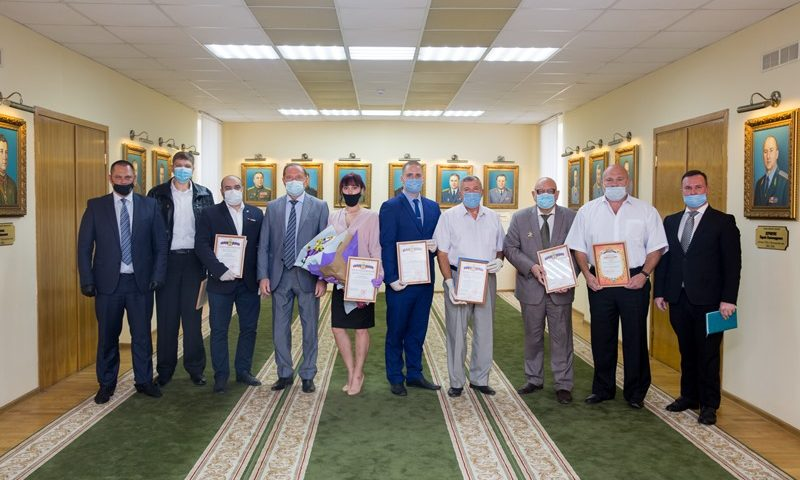 Расширенное заседание Общественного совета ГУ МВД по Краснодарскому краю